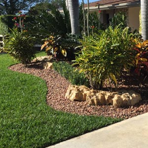 Miami Lakes Landscaping