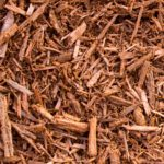 Gold Mulch