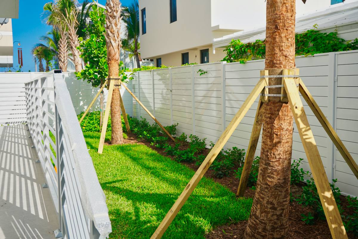 construction landscaping